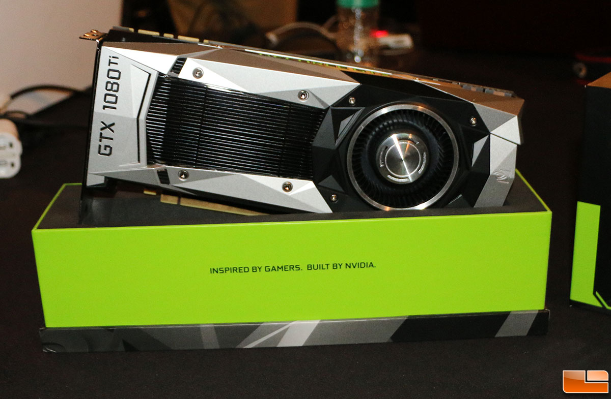 Nvidia GTX 1080 and GTX1080 Ti Review – Mining Performance