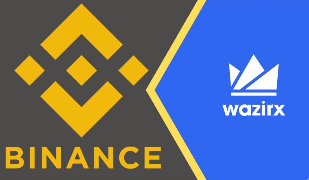 Binance adopts wazirX