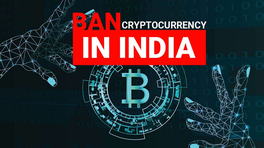 Indian Government Mulls a Law to Ban Cryptocurrencies In India