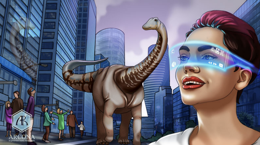 Arcona An Augmented Reality Ecosystem