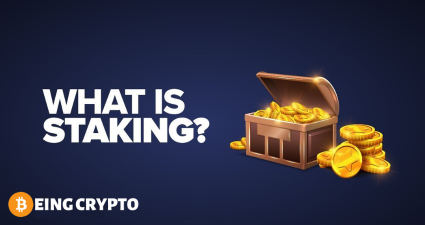 Staking in Cryptocurrency
