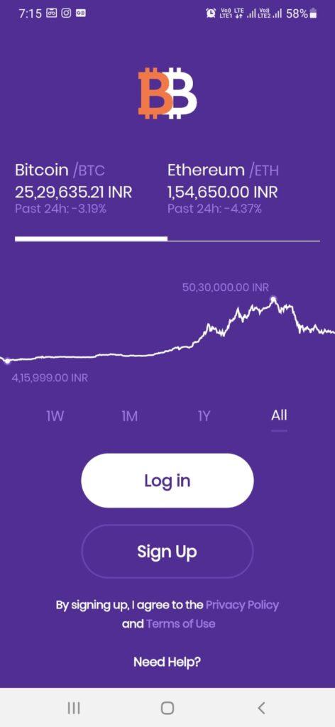 ZEBB Bitcoin SIP App