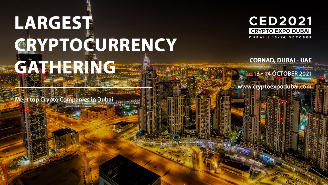 Crypto Expo 2021 in Dubai