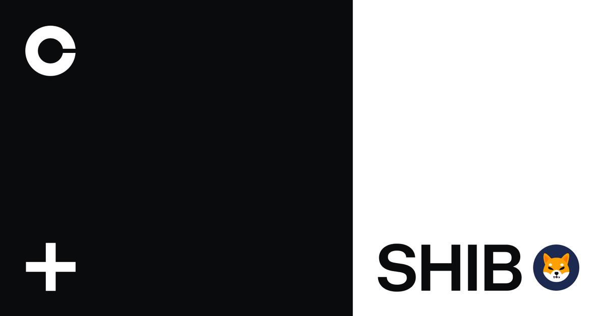 Coinbase Pro Launched SHIB Token