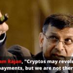 Raghuram Rajan On Crypto