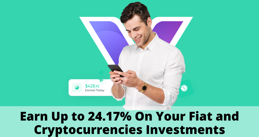 Veono: Earn on Fiat and Cryptocurrencies