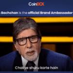 Amitabh Bachchan as Brand Ambassador of CoinDCX