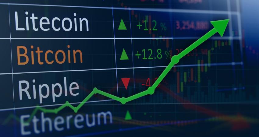 Crypto Market Rising